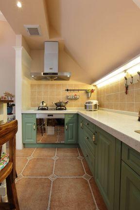 美式廚房裝飾圖片 美式廚房裝飾圖