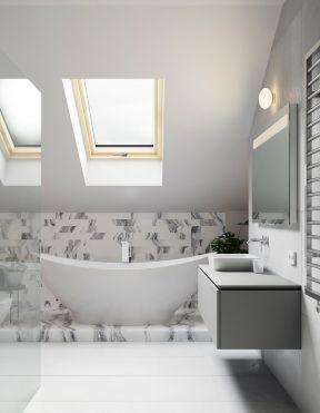 閣樓衛生間裝修 衛生間設計裝修 衛生間設計裝修效果圖