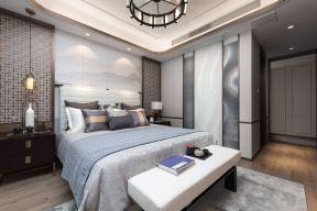 新中式臥室效果圖大全 新中式臥室裝修