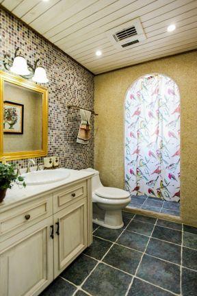 衛生間墻磚裝修 衛生間墻磚效果圖大全