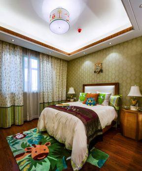 東南亞風格兒童房 兒童房裝修裝飾 兒童房裝修大全