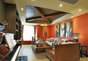 客廳沙發背景墻裝修圖 客廳沙發背景墻裝修效果圖大全 客廳沙發背景設計