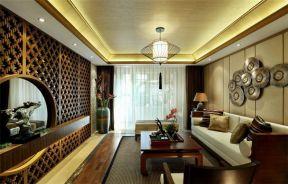 東南亞客廳效果圖片 東南亞客廳風格
