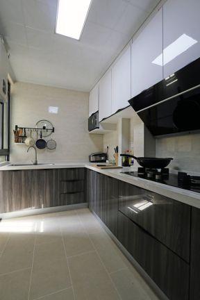 廚房天花板圖片 現代廚房裝飾 現代廚房設計效果圖
