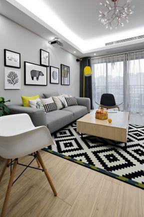 客廳沙發背景裝飾 客廳沙發背景圖片