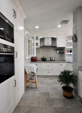 歐式廚房裝修設計效果圖 歐式廚房裝修圖庫 歐式廚房裝修設計