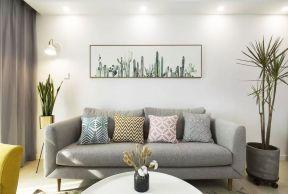 客廳雙人沙發 客廳沙發背景墻裝飾 客廳沙發背景墻裝飾效果圖