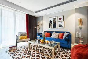 客廳沙發裝修效果圖 客廳沙發背景墻設計