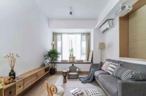 客廳飄窗裝修效果 客廳飄窗裝修設計 客廳沙發裝飾