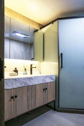 衛生間洗手柜圖片 衛生間洗手臺