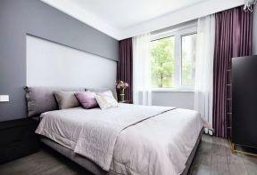 臥室窗簾裝飾圖片大全 臥室窗簾裝修