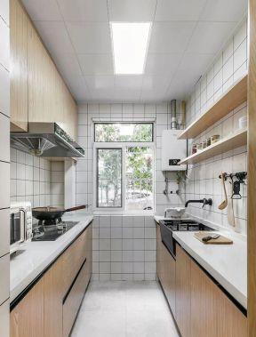 廚房置物架圖片設計大全 廚房置物架效果圖大全