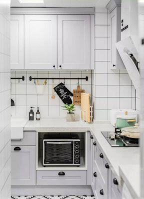 小廚房裝潢效果圖 小廚房裝飾效果 小廚房裝修
