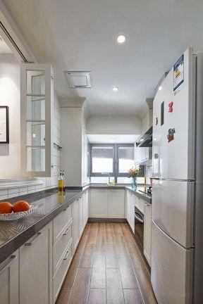 u型廚房 廚房設計效果圖
