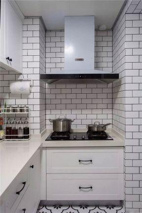 廚房墻面瓷磚 廚房墻面裝修效果圖