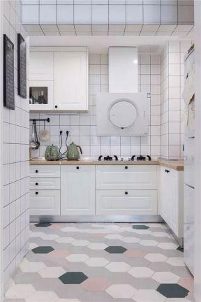歐式廚房裝修效果圖片 歐式廚房設計圖片