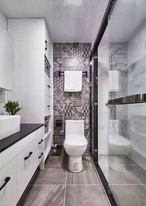 現代衛生間裝修設計 現代衛生間裝修圖