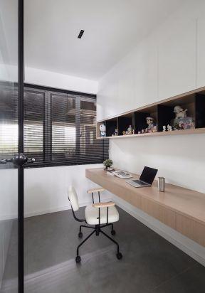 現代書房裝修設計圖  現代書房裝修效果圖