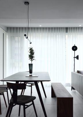 簡約餐廳裝飾圖片 簡約餐廳裝修設計