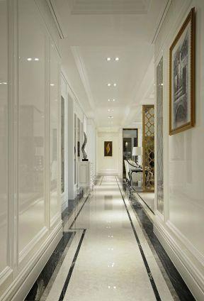 現代走廊 簡約走廊吊頂裝修效果圖