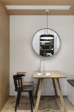 現代簡約風格餐廳裝修設計效果圖2020