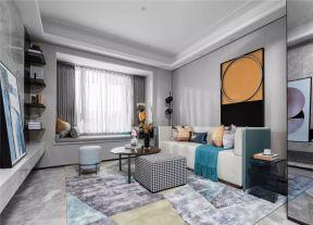 現代客廳裝修背景墻 現代客廳裝修設計
