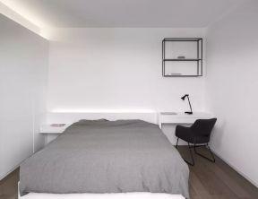 臥室書桌效果圖 簡約臥室裝修