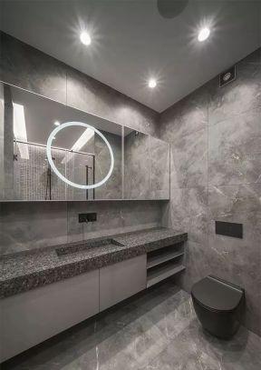 簡約衛生間效果圖 簡約衛生間設計圖
