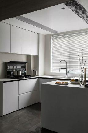 半開放式廚房裝修效果圖 半開放式廚房裝修