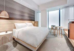 現代簡約臥室效果圖大全 簡約臥室裝修