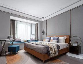 現代簡約臥室裝修圖 臥室設計效果圖片