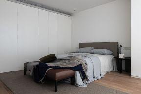 入墻衣柜裝修效果圖 現代臥室裝修 現代臥室裝潢