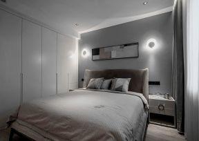 臥室壁燈圖片 臥室壁燈裝修效果圖 簡約臥室裝修