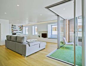 客廳木地板裝修效果圖 客廳木地板裝修圖 簡約客廳裝潢設計效果圖