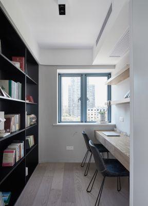 現代書房裝修設計圖 小書房裝潢設計效果圖
