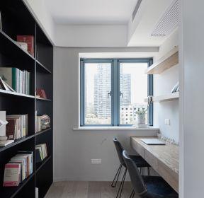 現代簡約風格小書房室內裝修效果圖-每日推薦