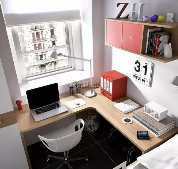 L型书桌设计