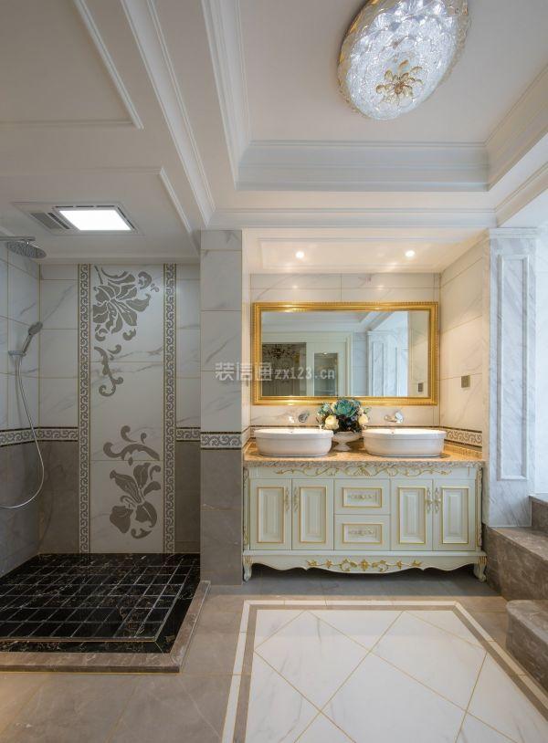 别墅卫浴间设计
