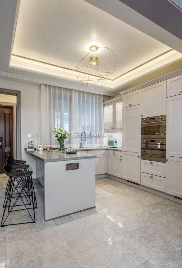 别墅厨房设计