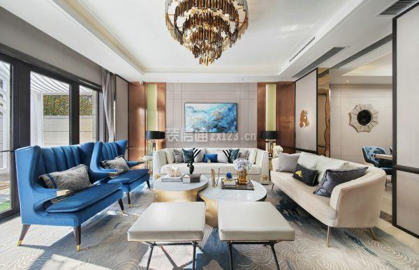 如何打造更加时尚有范儿的现代欧式风格别墅?图片