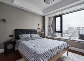 歐式臥室效果圖片 臥室飄窗設計圖片大全