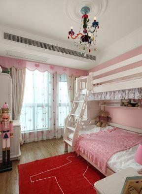 兒童房窗簾設計 兒童房設計效果圖大全 兒童房設計圖片欣賞