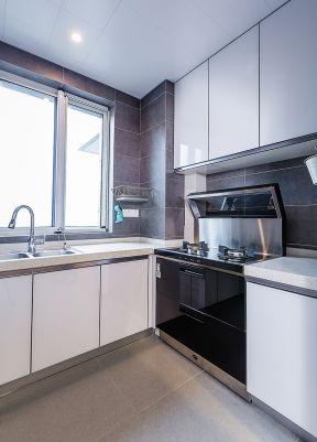現代風格廚房裝修效果圖 現代風格廚房設計效果圖