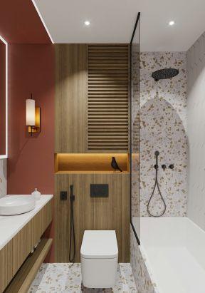 小型衛生間裝修圖 衛生間設計裝修 衛生間設計與裝修