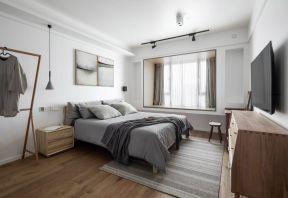 北歐臥室裝修圖 北歐臥室裝修效果 北歐臥室裝修