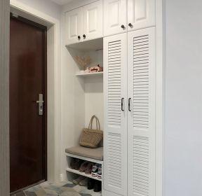 90平米入戶玄關鞋柜裝修效果圖大全-每日推薦
