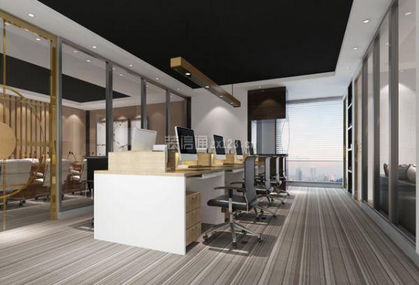 简约欧式办公室设计要点