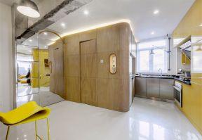 單身公寓廚房裝修設計 廚房設計效果圖