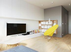 客廳電視柜擺放  公寓客廳效果圖片大全