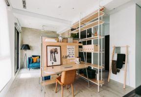 客廳書房隔斷 小公寓室內設計